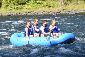 Kittatinny-River-Rafting-Side