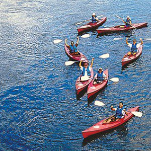Delaware River Kayaking- Groups are our speciality