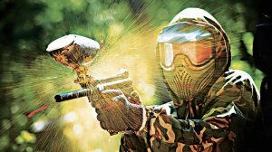 Paintball in New York state