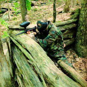 Paintball in Barryville, Ny