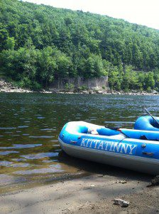Kittatinny whitewater rafting