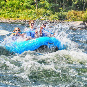 Whitewater Rafting in New York