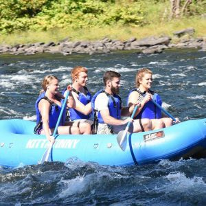 Whitewater Rafting in NY