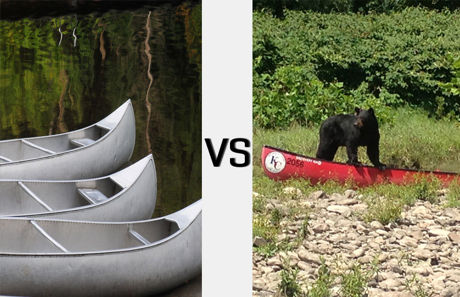 silver-vs-red-canoes