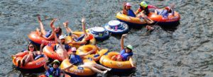 Tubing on the Deleware River